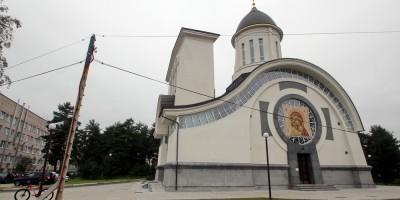 Сестрорецк, церковь Ксении Блаженной