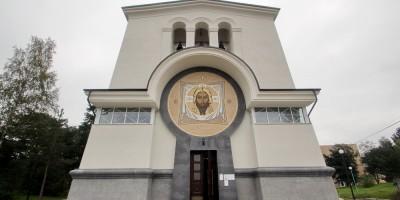 Сестрорецк, церковь Ксении Блаженной, фасад