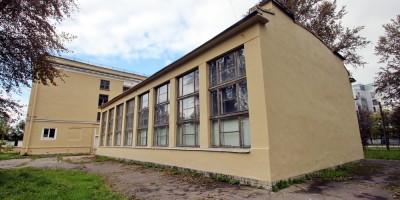 Школа на Крестовском проспекте, 7, спортзал