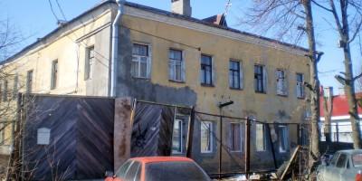 Шлиссельбургское шоссе, 155, в Усть-Ижоре