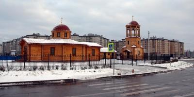 Славянка, часовня Архистратига Михаила