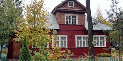 Сосновский проспект, 2, корпус 1