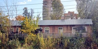 Станция Пискаревка, дом 2