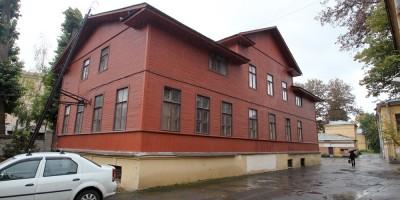 Старо-Петергофский проспект, 9а, деревянный дом