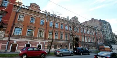 Улица Писарева, 6-8