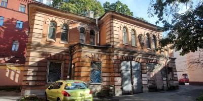Улица Писарева, 6-8, северный флигель