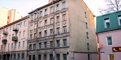 Улица Тюшина, 6, 2007 год