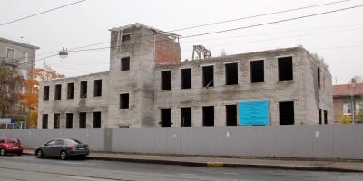 Улица Трефолева, 10, после сноса