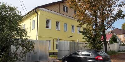 Усть-Ижора, Шлиссельбургское шоссе, 155, почтовый двор
