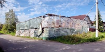 Усть-Ижора, Шлиссельбургское шоссе, 199