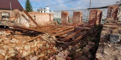 Усть-Ижора, Шлиссельбургское шоссе, 199, после сноса