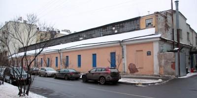 Здание учебной кузницы на Ставропольской улице