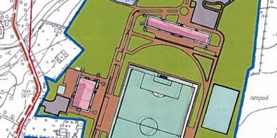 Зеленогорск, проект тренировочной площадки