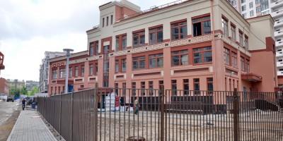 Детский сад на Варшавской улице, 6, корпус 3