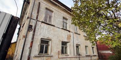 Дом Малоземова на Шлиссельбургском шоссе, 251, в Усть-Ижоре