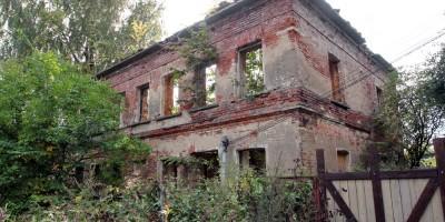 Дом Захаровых на Шлиссельбурском шоссе, 181, в Усть-Ижоре
