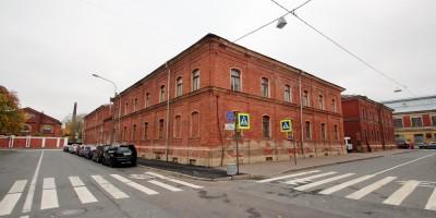 Кронштадт, Петровская улица, 5