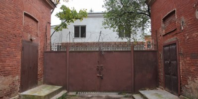 Кронштадт, Петровская улица, 5, флигель во дворе