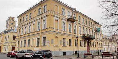 Кронштадт, улица Карла Маркса, 13, дом Никитина