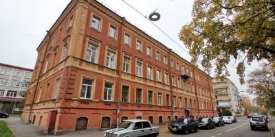 Кронштадт, улица Лебедева, 5, дом Романова
