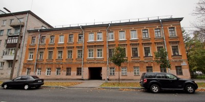 Кронштадт, улица Мартынова, 11