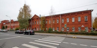 Кронштадт, улица Зосимова, 11