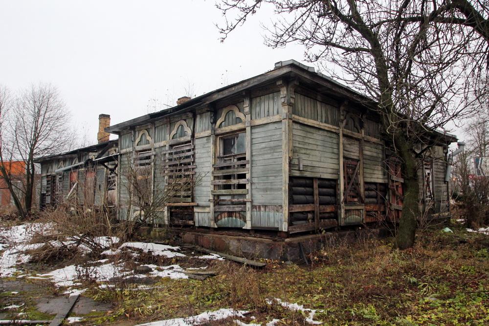Лахтинский проспект, дом 85а