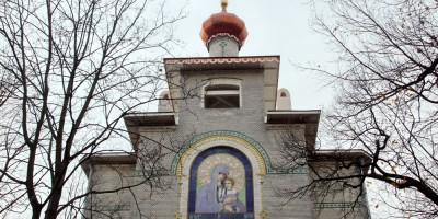 Ортопедический институт, церковь
