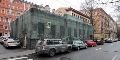 Особняк Шафровой на Ординарной улице, 6