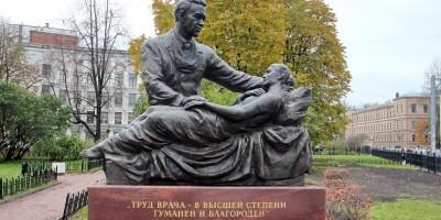 Памятник Федору Углову