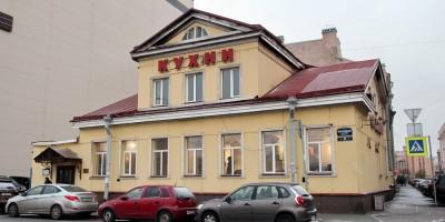 Петроградская набережная, 24, деревянный дом