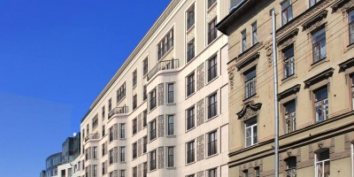 Проект жилого дома на 10-й Советской улице, 8