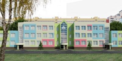 Проспект Ветеранов, 5, корпус 2, проект детского сада