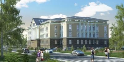 Пушкин, Захаржевская улица, 14, проект