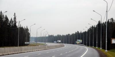 Трасса Скандинавия после расширения