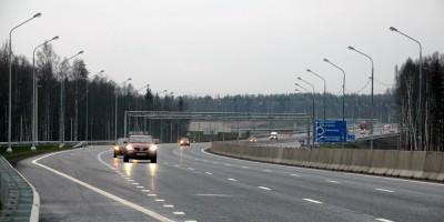 Трасса Скандинавия после реконструкции