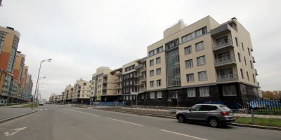 Улица Катерников, 10, корпус 1