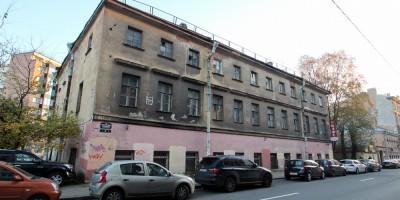 Улица Константина Заслонова, 8, литера Б