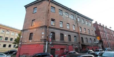Улица Печатника Григорьева, 16, дом