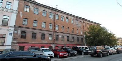 Улица Печатника Григорьева, 16, фасад на Воронежской