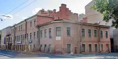 Ждановская улица, дом 10