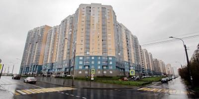 Жилой комплекс Аврора на улице Белышева