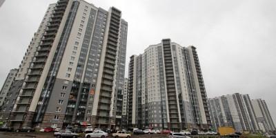 Жилой комплекс Ласточкино гнездо на Русановской улице