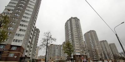 Жилой комплекс Серебряные ключи на улице Димитрова