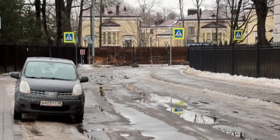 Депутатская улица