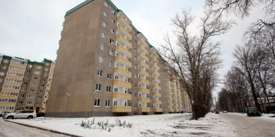 Детскосельский, Центральная улица, 14, корпус 1