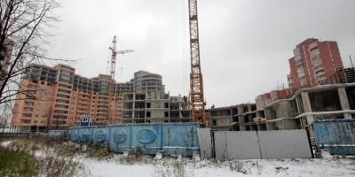 Двинская улица, 8, корпус 3, строительство жилого комплекса