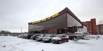 Фитнес-центр на проспекте Ветеранов, 121