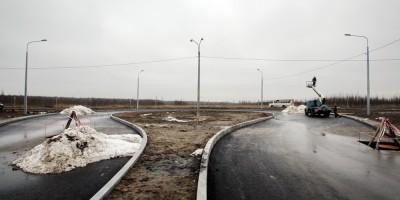 Гладышевский проспект, кольцо
