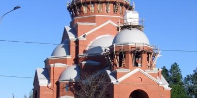 Гражданский проспект, 101, Сретенская церковь